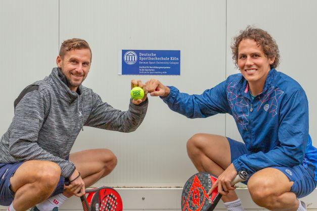 Die Deutsche Sporthochschule Köln hat jetzt Padel in ihr Curriculum integriert.